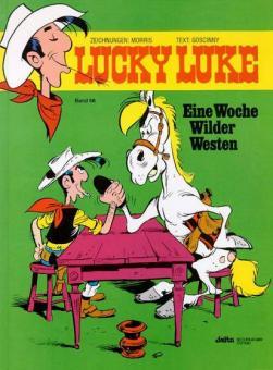 Lucky Luke (HC) 66: Eine Woche wilder Westen