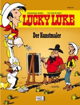 Lucky Luke (HC) 75: Der Kunstmaler (Morris, Bob de Groot)   Modern ...