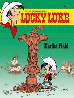 Lucky Luke (HC) 94: Martha Pfahl