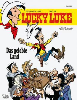 Lucky Luke (HC) 95: Das gelobte Land