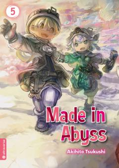Made in Abyss Band 5