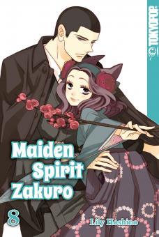 Maiden Spirit Zakuro Band 8