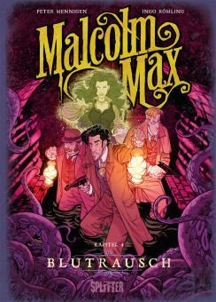 Malcolm Max 4: Blutrausch