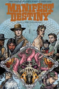 Manifest Destiny 2: Insecta & Amphibia