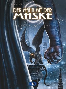 Mann mit der Maske 3: Chimären und Gargylen