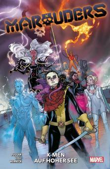 Marauders 1: X-Men auf hoher See