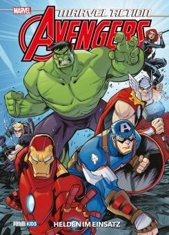 Avengers (Marvel Action) 1: Helden im Einsatz