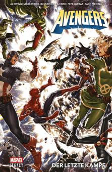 Avengers: Der letzte Kampf (Marvel Legacy) Softcover