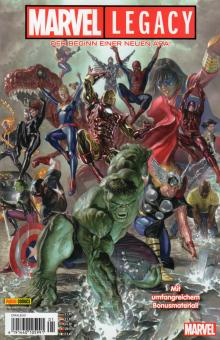 Marvel Legacy Special
