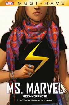 Ms. Marvel - Meta-Morphose (Marvel Must-Have)