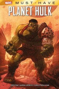 Planet Hulk (Marvel Must-Have)
