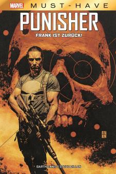 Punisher - Frank ist zurück! (Marvel Must-Have)