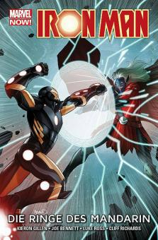 Iron Man Paperback 5: Die Ringe des Mandarin (Softcover)