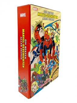 besten Marvel-Geschichten aller Zeiten - Marvel Treasury Edition