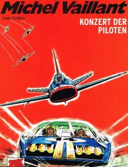 Michel Vaillant 13: Konzert der Piloten