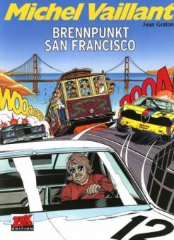 Michel Vaillant 29: Brennpunkt San Francisco