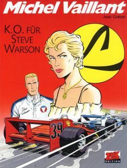 Michel Vaillant 34: K.O. für Steve Warson