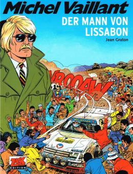 Michel Vaillant 45: Der Mann von Lissabon