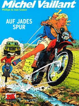 Michel Vaillant 57: Auf Jades Spur