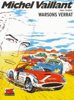 Michel Vaillant 6: Warsons Verrat