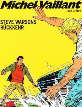 Michel Vaillant 9: Steve Warsons Rückkehr