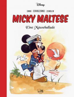 Disney: Micky Maltese - Eine Mäuseballade