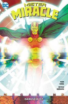Mister Miracle Megaband: Darkseid ist.