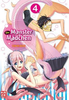 Monster Mädchen Band 4