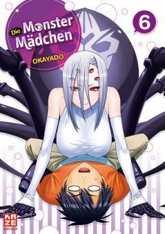 Monster Mädchen Band 6