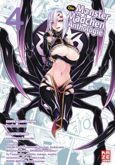 Monster Mädchen Anthologie 4