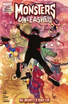 Monsters Unleashed - Die Monster sind los Band 3