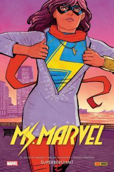 Ms. Marvel (2016) 1: Superberühmt