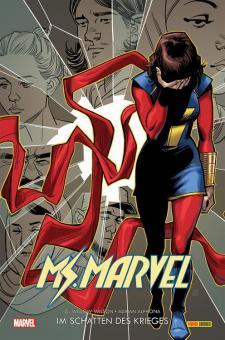 Ms. Marvel (2016) 2: Im Schatten des Krieges