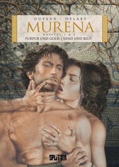 Murena Kapitel 1+2: Purpur und Gold / Sand und Blut (1. Zyklus)