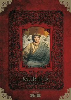 Murena Skizzenbuch