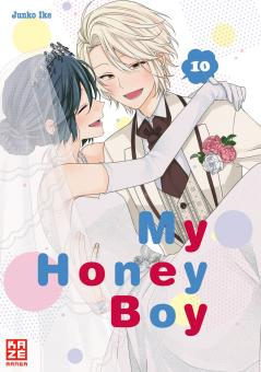 My Honey Boy Band 10