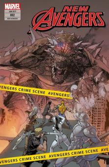 New Avengers (2016) 2: Ohne Ausweg