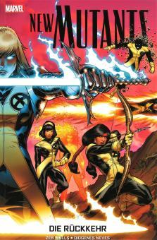 New Mutants: Die Rückkehr Softcover