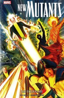 New Mutants: Die Rückkehr Hardcover