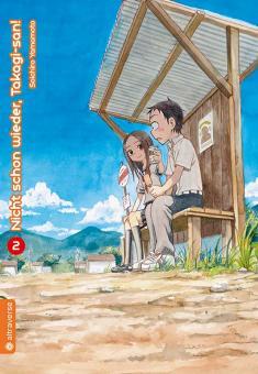 Nicht schon wieder, Takagi-san Band 2