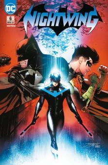 Nightwing 6: Der Unberührbare