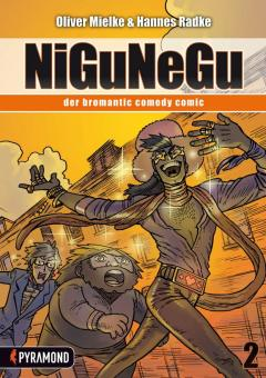 NiGuNeGu - Der Bromantic Comedy Comic Band 2