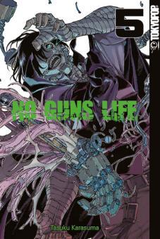 No Guns Life Band 5