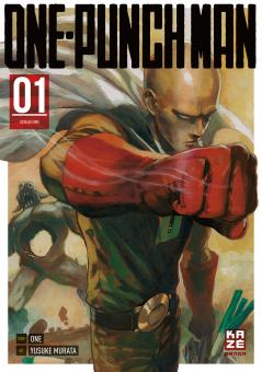 One-Punch Man 1: Schlag Eins
