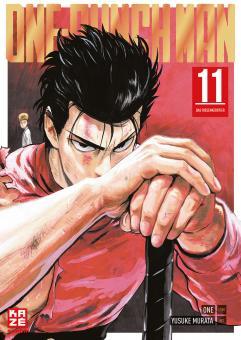 One-Punch Man 11: Das Riesenkerbtier