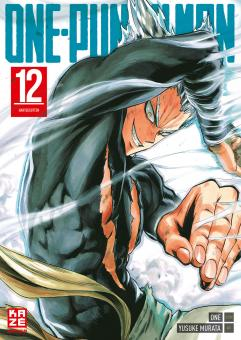 One-Punch Man 12: Hartgesotten