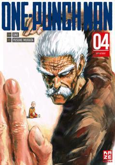 One-Punch Man 4: Der Meteorit