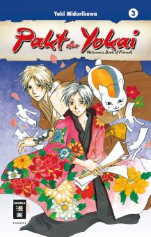 Pakt der Yokai Band 3