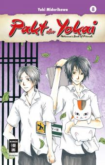Pakt der Yokai Band 8
