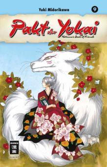 Pakt der Yokai Band 9